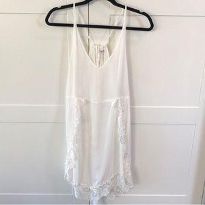 Free People lace nightie